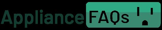 Appliance FAQs