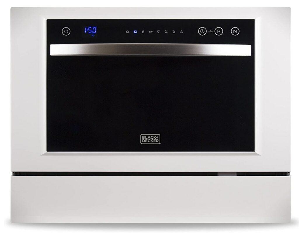 BLACK+DECKER BCD6W Dishwasher