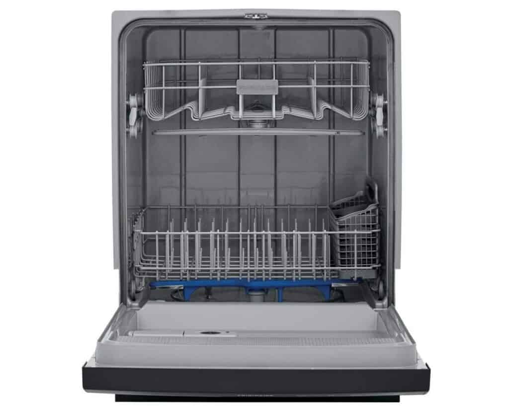 Frigidaire FFCD2413UB 24 in. Built-In Front Control Dishwasher