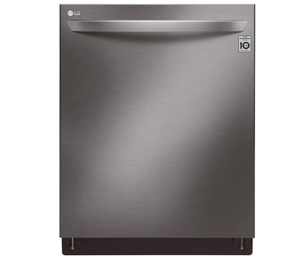 LG Smart Dishwasher with QuadWash and TrueSteam