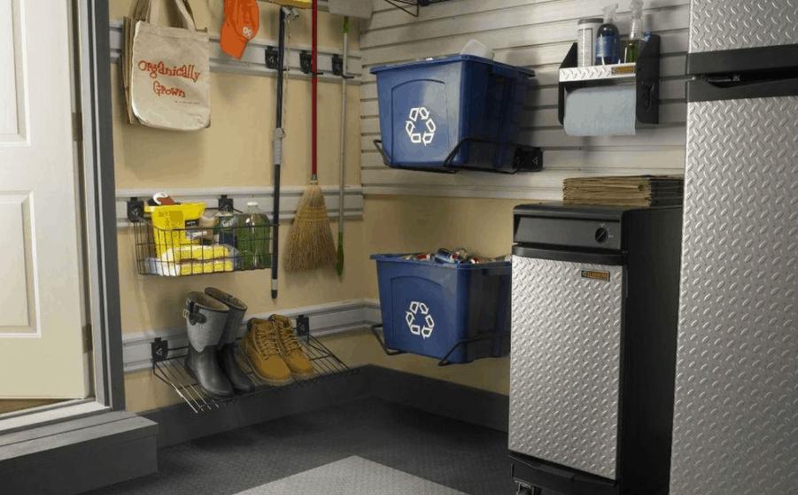Convertible Trash Compactor