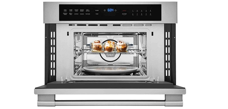 FRIGIDAIRE FPMO3077TF Professional Built-in Convection Microwave Oven