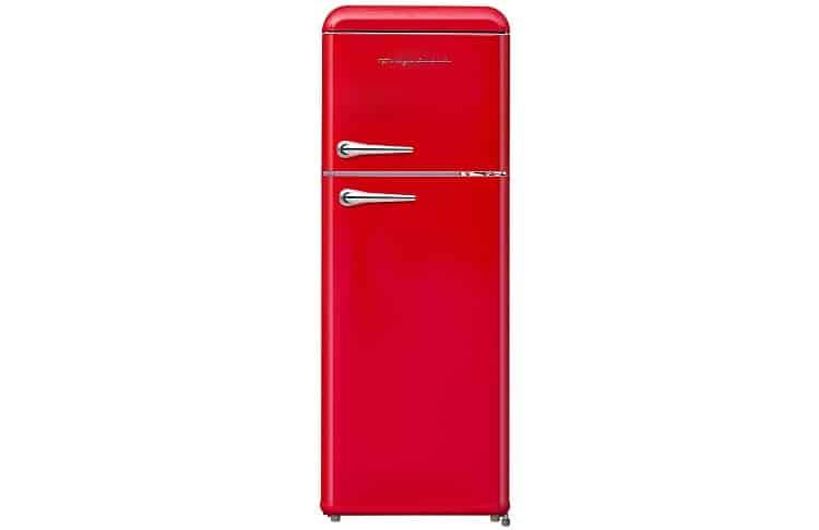 Frigidaire Retro Refrigerator with Top Freezer