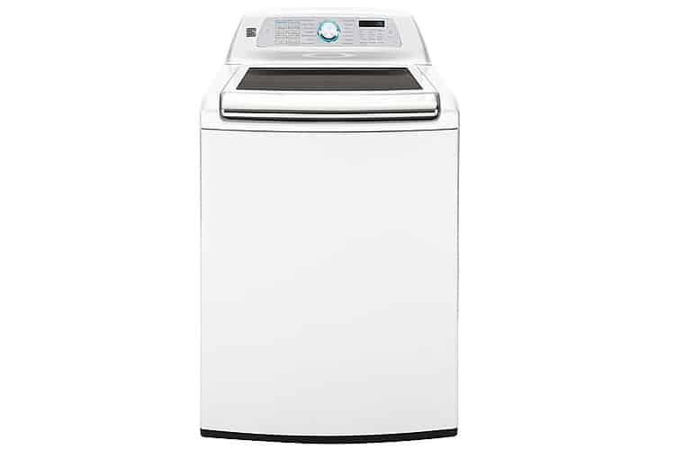 Kenmore Elite Top-Load Washer with Steam and Acela Wash