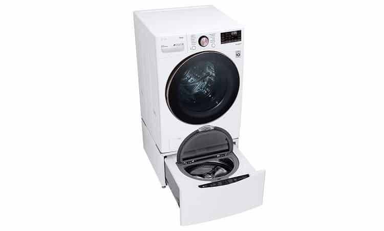 LG WM4000HWA 4.5-Cubic-Foot Front-Load Washing Machine