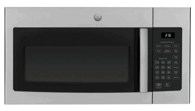 ge jvm3160 microwave