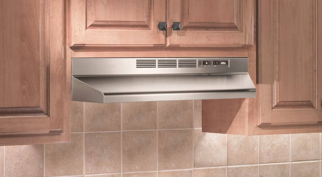 BROAN Non-Ducted Hood 41000 Series