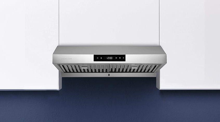 Chef PS18 Under Cabinet Range hood
