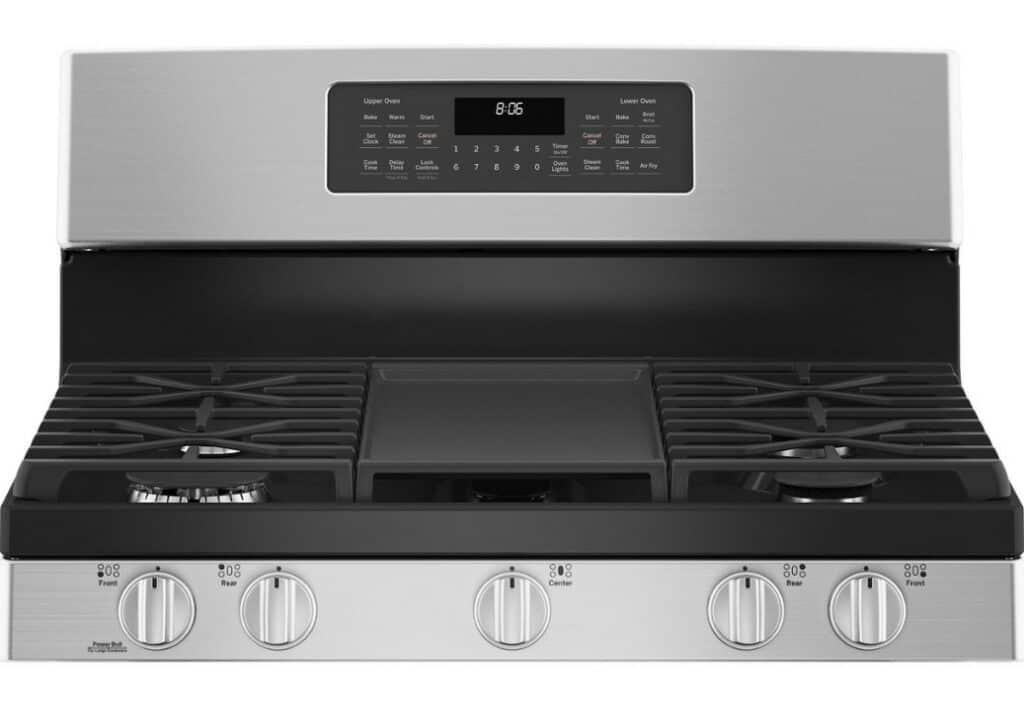Double-Oven Ranges