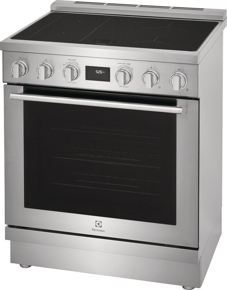 Electrolux 30'' Induction Freestanding Range ECFI3068AS