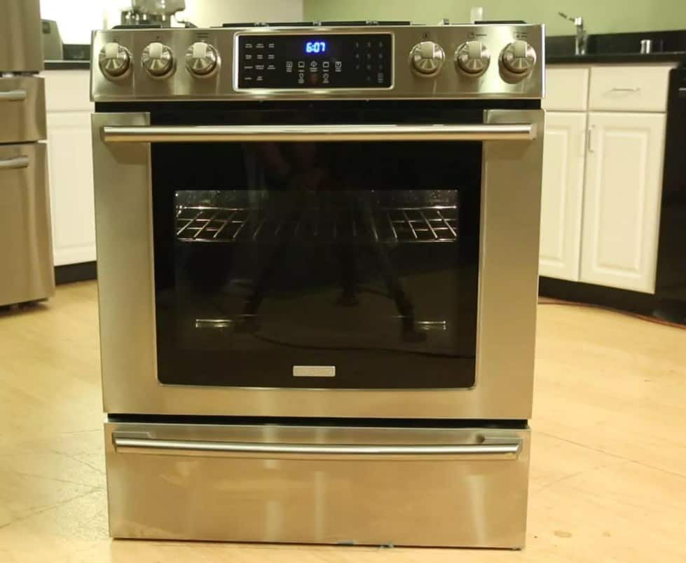 Electrolux Stoves