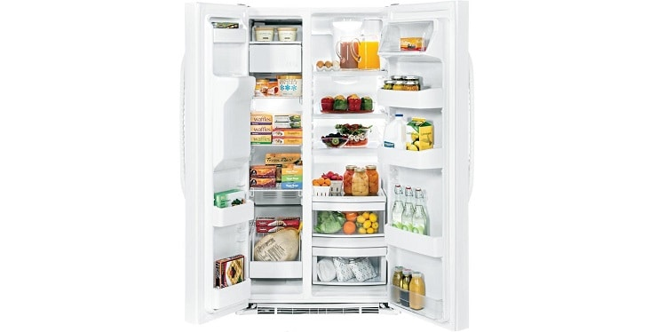 Hotpoint Side by Side Refrigerators
