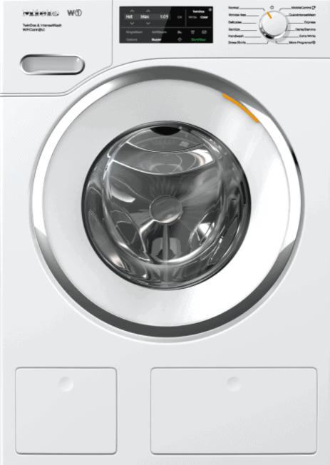 Miele TwinDos Washing Machine