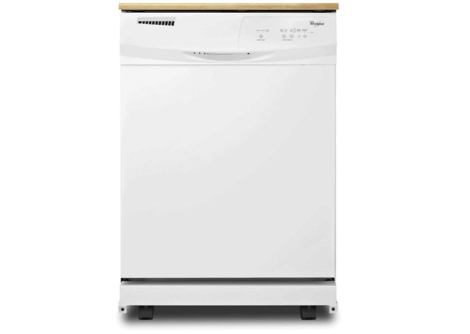Best Portable Whirlpool Tall Tub Portable Dishwasher