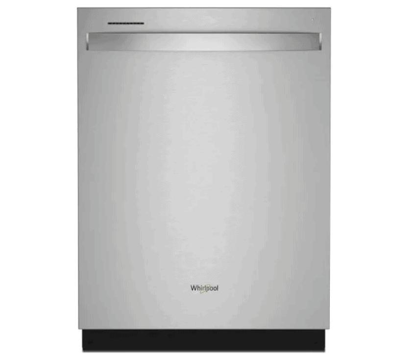 Best Stylish Whirlpool Smudge Resistant Dishwasher