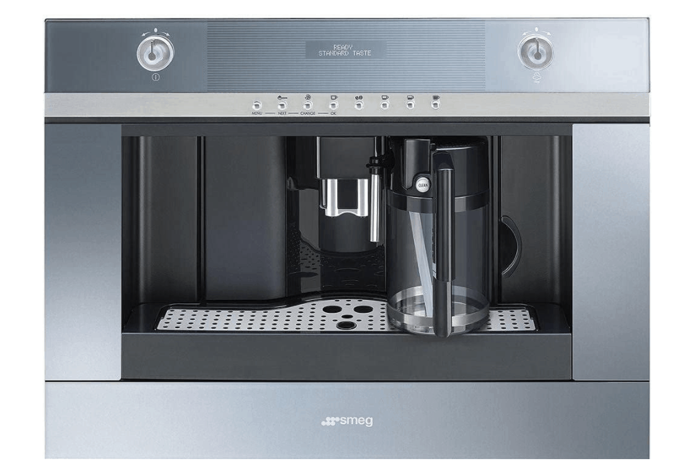 Built-in coffee machines