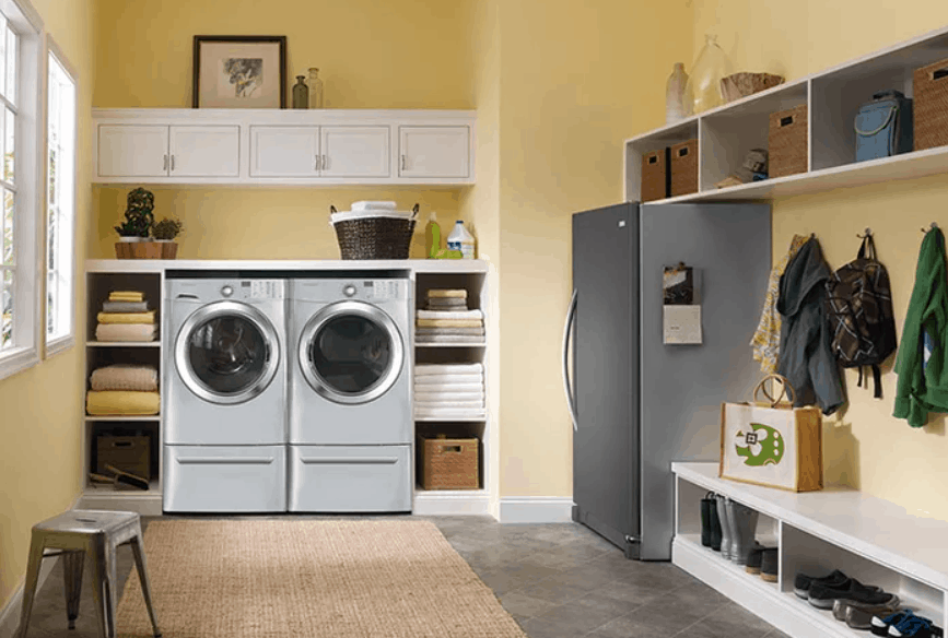 Frigidaire Front Load