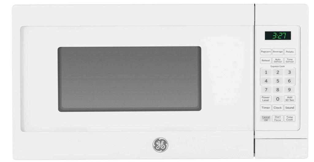 GE Appliances JEM3072DHWW Microwave