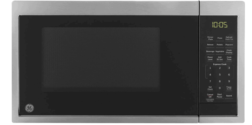GE Appliances JES1095SMS Microwave