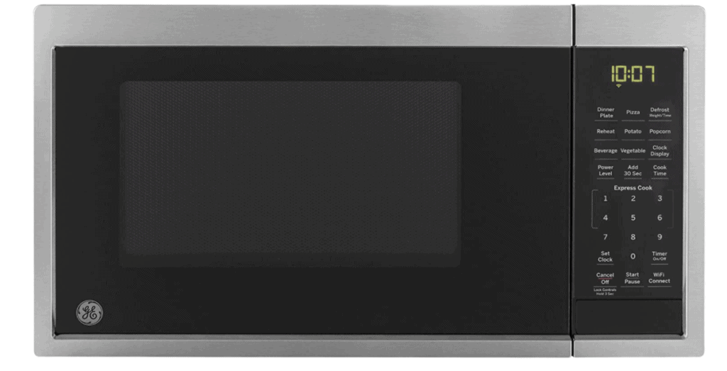GE JES1097SMSS Smart Countertop microwave