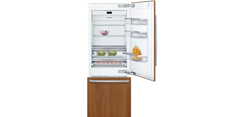 Bosch Benchmark® Built-in Bottom Freezer Refrigerator B30IB905SP