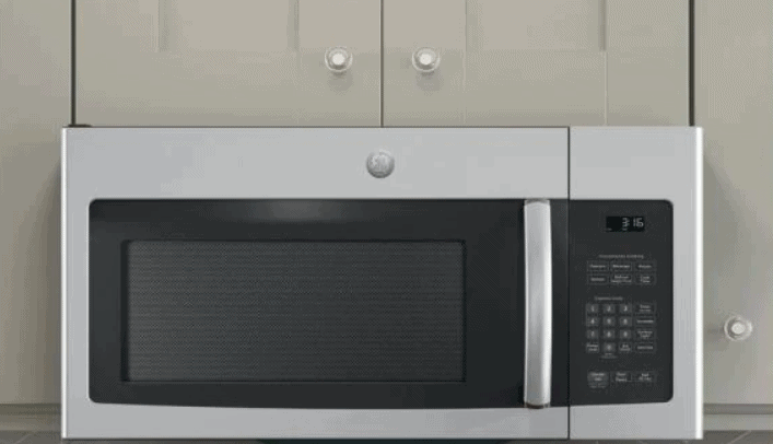 Over-The-Range Microwave