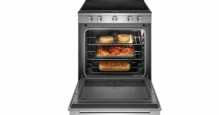 Whirlpool WEEA2FH0HZ Oven