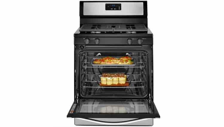 Whirlpool WFG320M0BS Oven