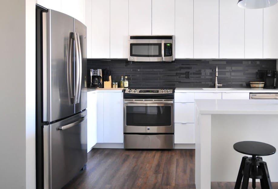 GE Refrigirator 2 Sides