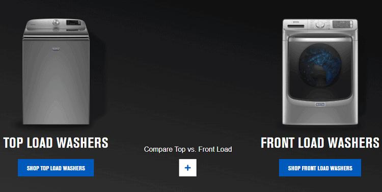 Top Load vs Front Load