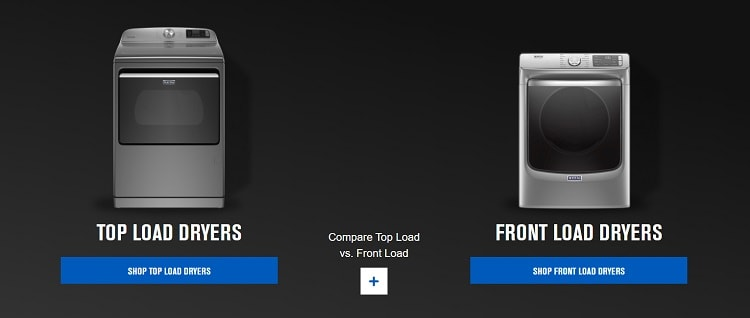 Top-Load vs. Front-Load Dryers