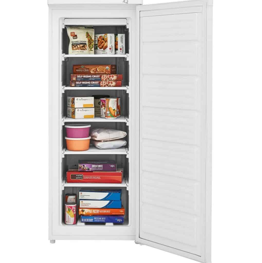 20602 Kenmore 5.8 Cu. Ft. Upright Freezer