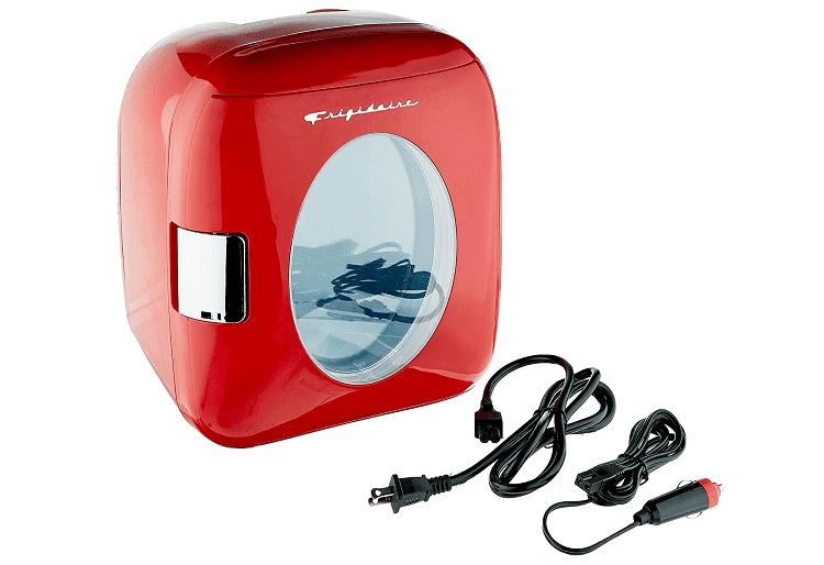 Frigidaire Portable Retro 12-Can Mini Fridge EFMIS462