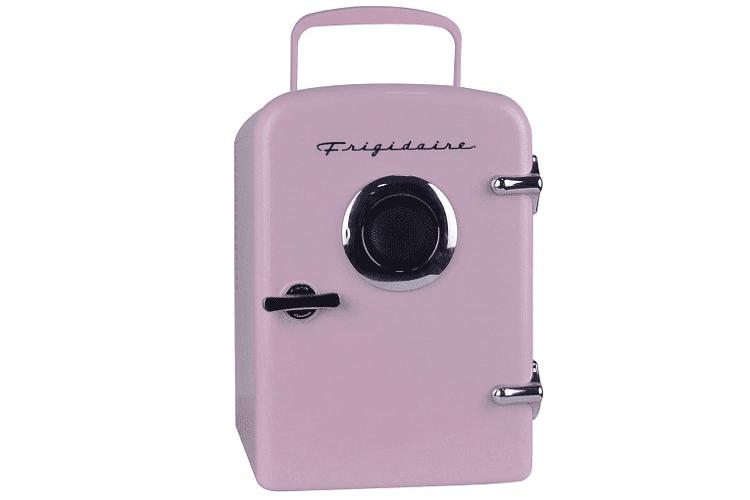 Frigidaire Portable Retro 6-Can Mini Fridge EFMIS151