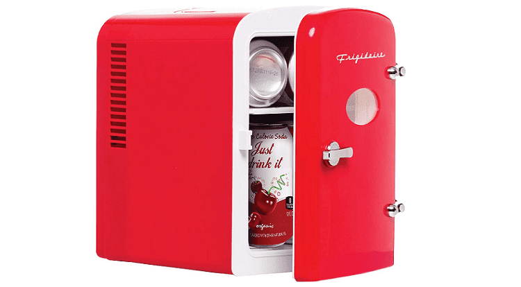 Frigidaire Retro Mini Compact Beverage Refrigerator – EFMIS129