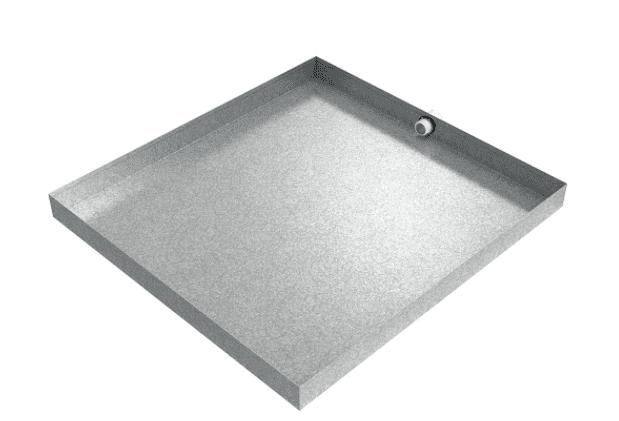 KMG Square Washing Pan
