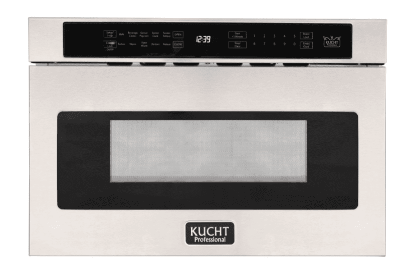 Kucht Drawer Microwave