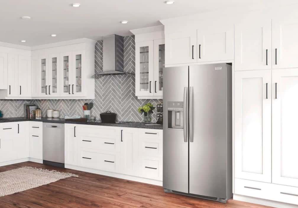 Side by Side Refrigirator