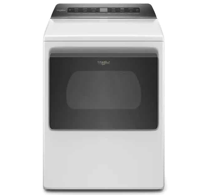 Whirlpool Smart Electric Dryer