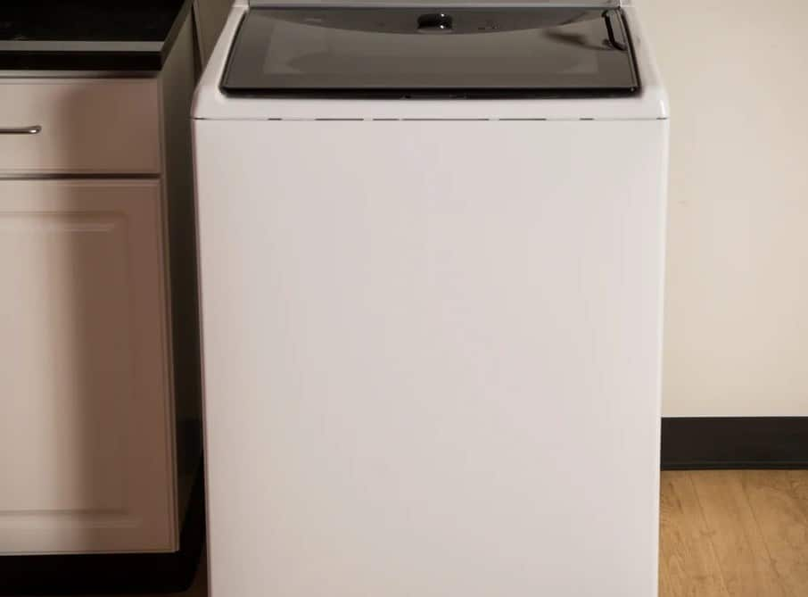 kenmore washer white